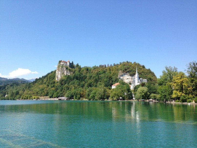 Slovinsko - od Triglavu k moři (fotografie 36)