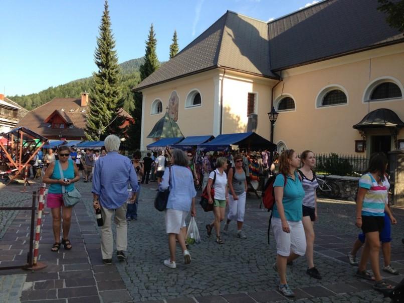Slovinsko - od Triglavu k moři (fotografie 46)