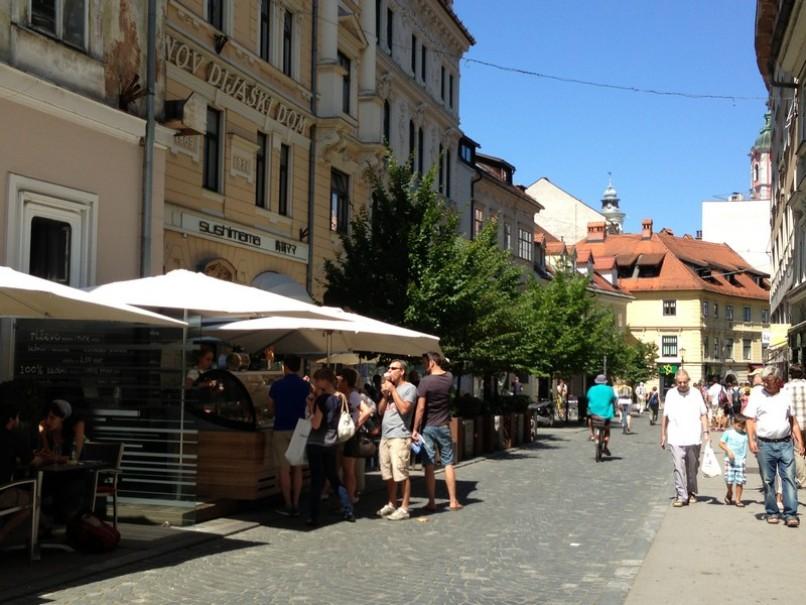 Slovinsko - od Triglavu k moři (fotografie 3)