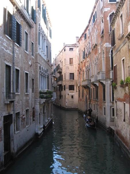 Romantický víkend v Benátkách (fotografie 6)