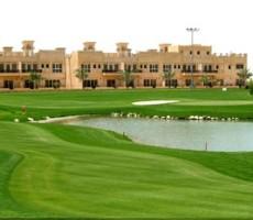 Hotelový komplex Al Hamra Village Golf & Beach Resort