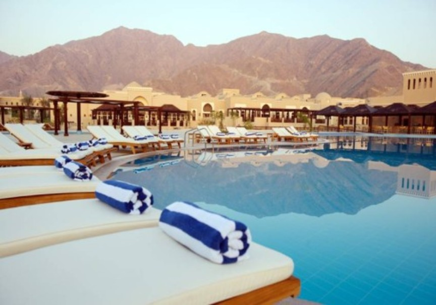 Hotel Miramar Al Aqah Beach Resort (fotografie 7)