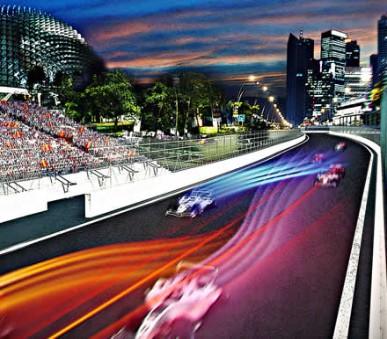 Velká Cena Singapuru, Formule 1, vstupenky