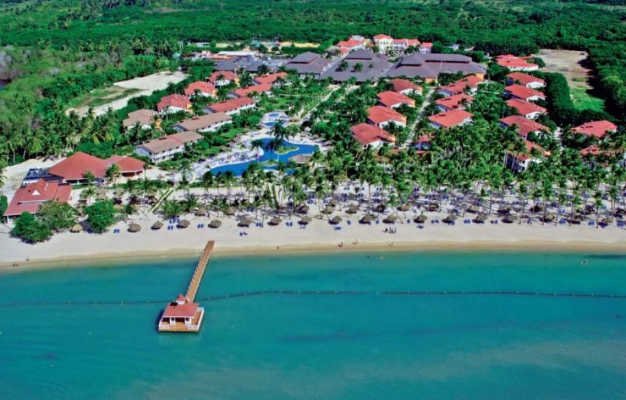 Hotel Gran Bahia Principe La Romana (fotografie 2)