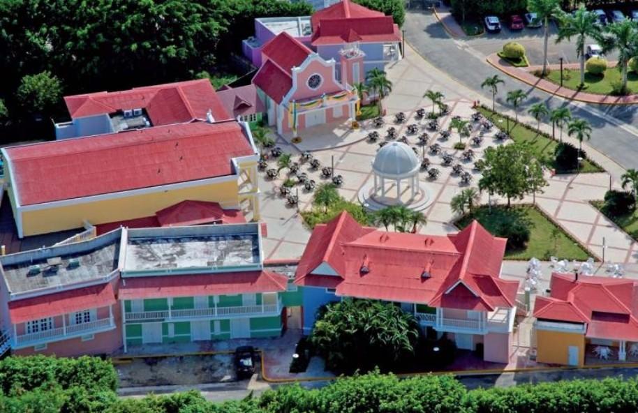 Hotel Gran Bahia Principe La Romana (fotografie 4)