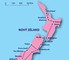 Napříč Novým Zélandem
