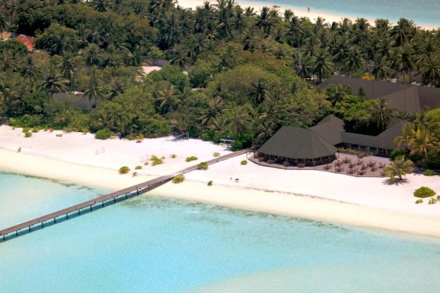 Hotel Holiday Island (fotografie 1)