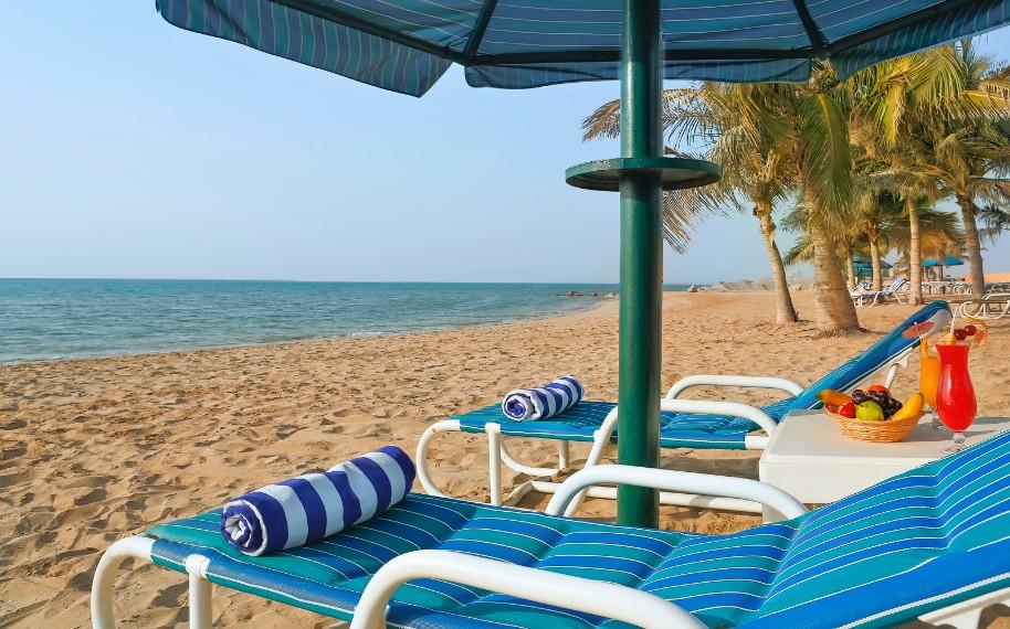 Vily Smartline Ras Al Khaimah Beach Resort (fotografie 6)