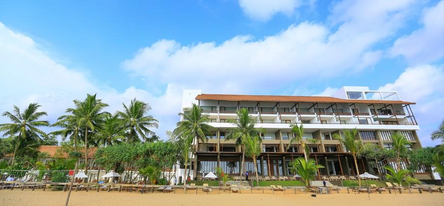 Hotel Pandanus Beach Resort and Spa (fotografie 1)