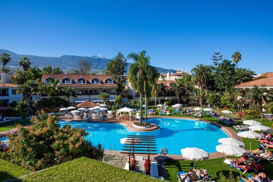 Hotel Parque San Antonio (fotografie 2)