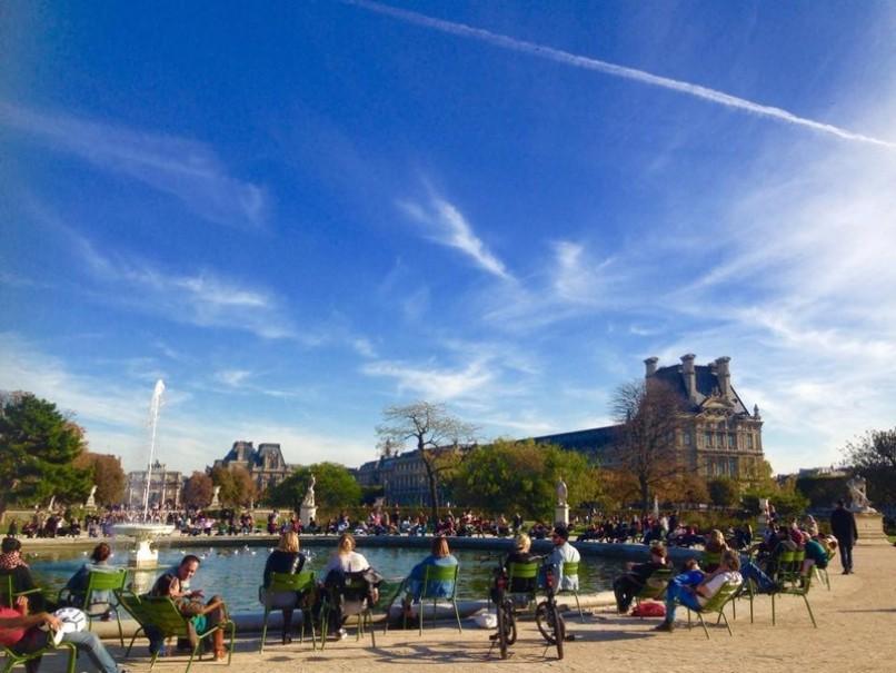 Romantická Paříž a Versailles (fotografie 24)