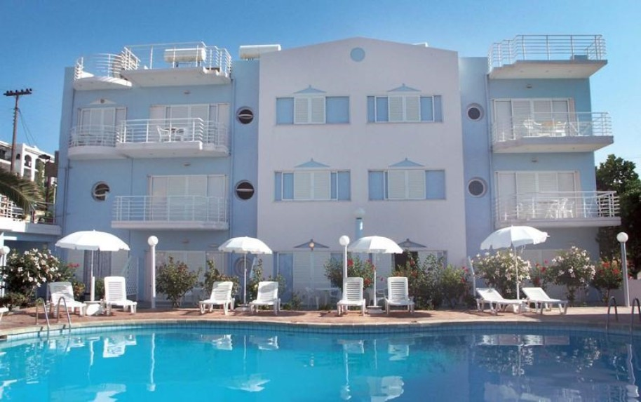 Comfort Malievi Aparthotel (fotografie 1)