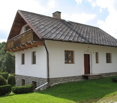 Chata Lipno nad Vltavou (hlavní fotografie)