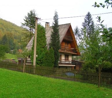 Chata Nýdek-Hluchová
