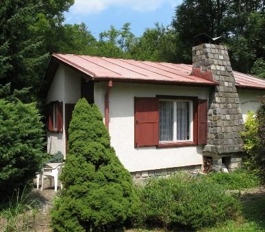 Chata Brněnská přehrada