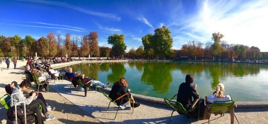 Romantická Paříž a Versailles (fotografie 22)