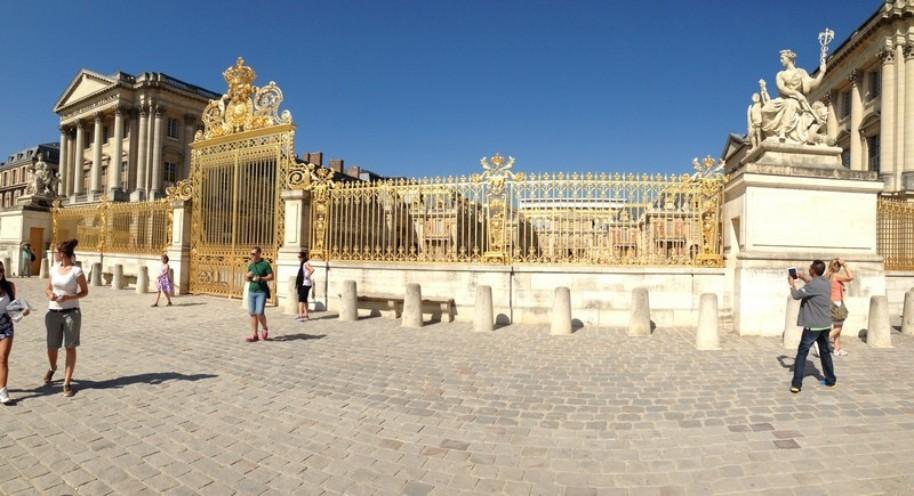 Paříž a Versailles od A do Z – hotely Campanille a Premiere (fotografie 59)