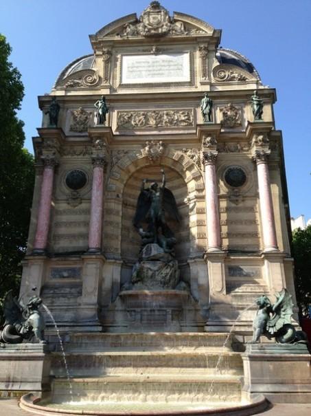 Paříž a Versailles od A do Z – hotely Campanille a Premiere (fotografie 85)