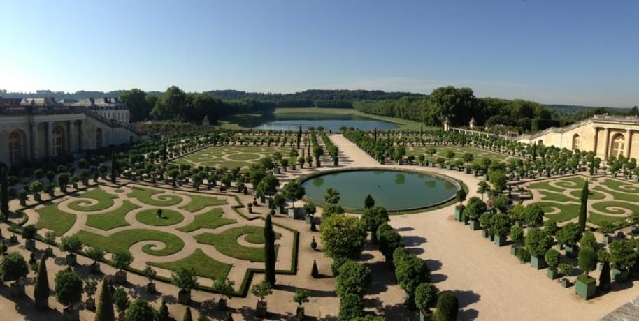 Paříž a Versailles od A do Z – hotely Campanille a Premiere (fotografie 56)