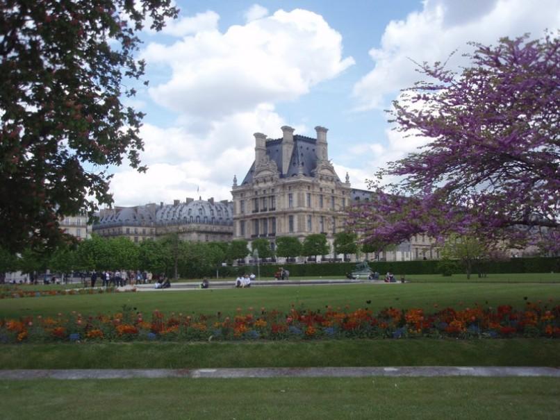 Paříž a Versailles od A do Z – hotely Campanille a Premiere (fotografie 69)
