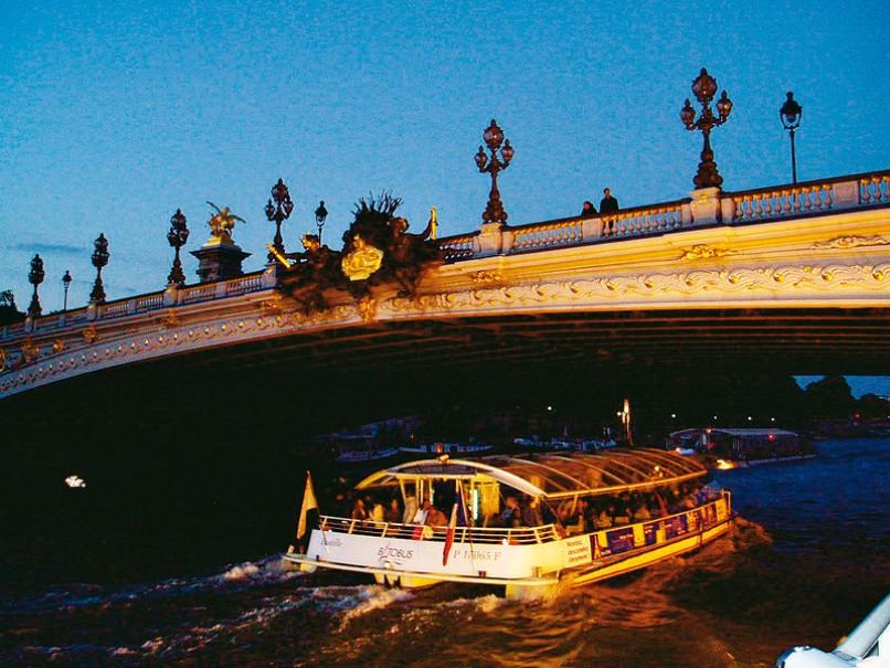 Paříž a Versailles od A do Z – hotely Campanille a Premiere (fotografie 65)