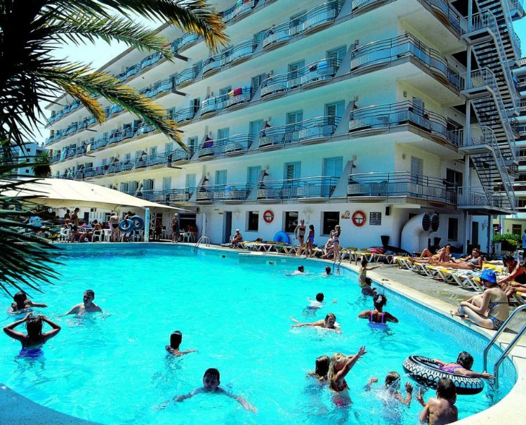 Hotel Alhambra (fotografie 13)
