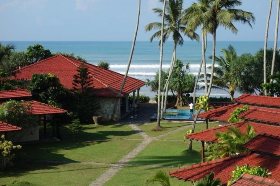 Hotel Weligama Bay Resort (fotografie 2)