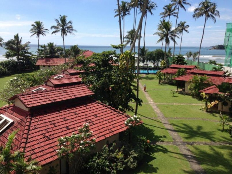 Hotel Weligama Bay Resort (fotografie 6)