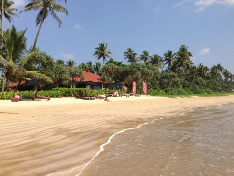 Hotel Weligama Bay Resort (fotografie 5)