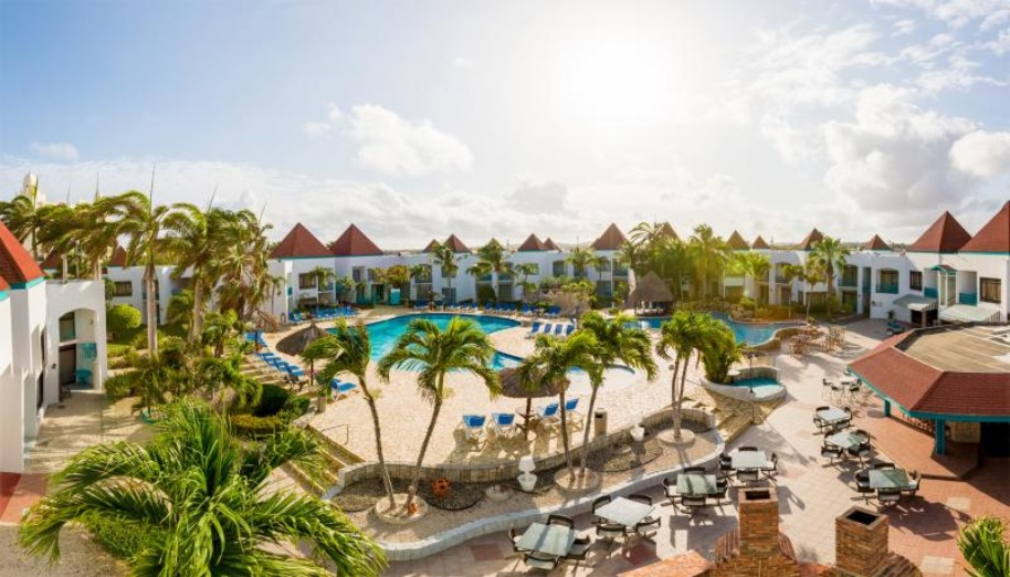 Hotel The Mill Resort & Suites Aruba (fotografie 12)