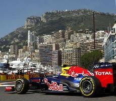 Formule 1 - Velká cena Monaka 2020