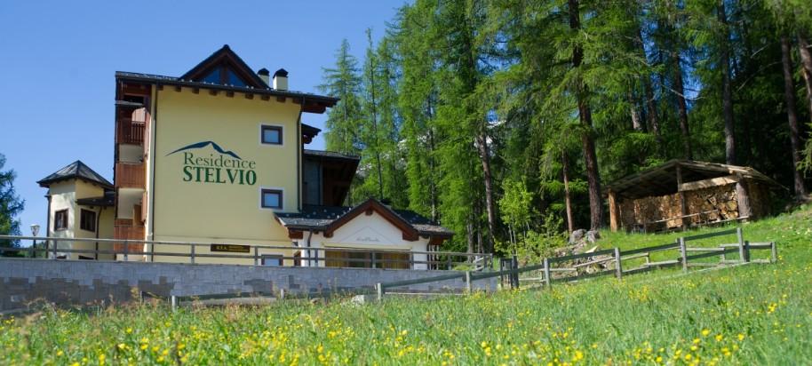 Rezidence Stelvio (fotografie 30)