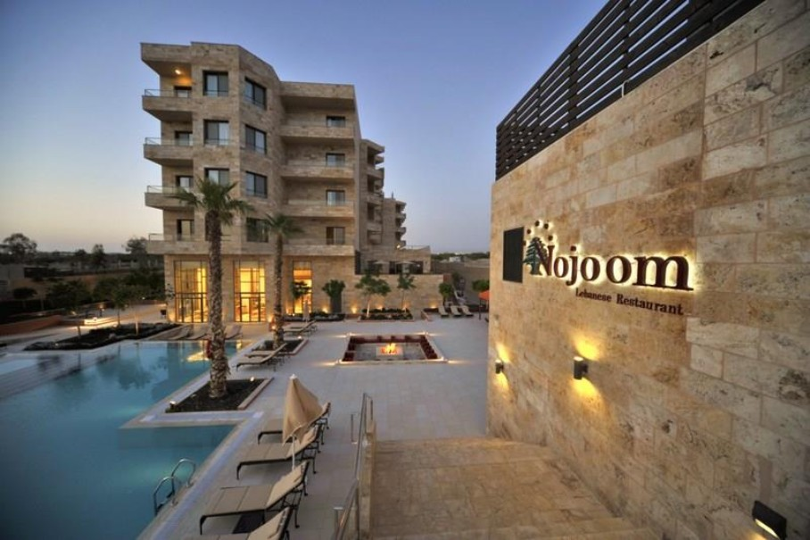 Hotel Ramada Resort Dead Sea (fotografie 3)