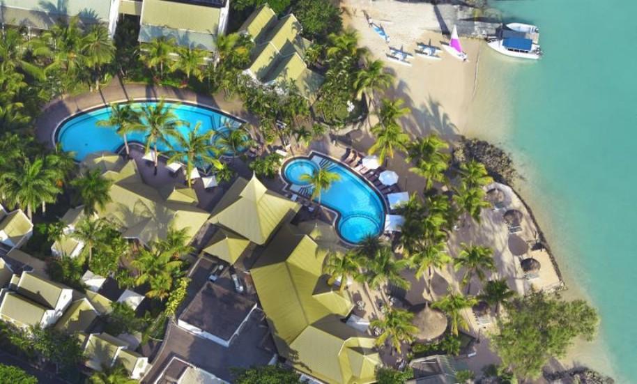 Hotel Veranda Grand Baie (fotografie 18)