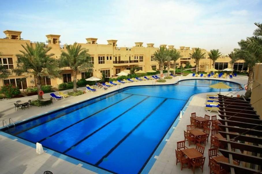 Hotel Al Hamra Village (fotografie 25)