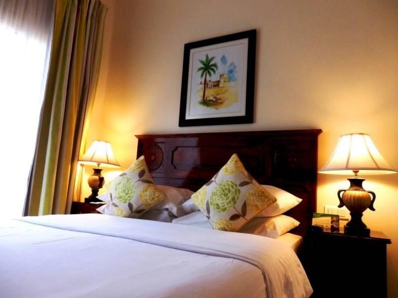 Hotel Al Hamra Village (fotografie 29)