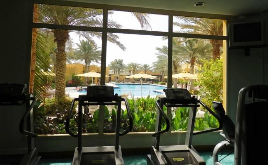 Hotel Al Hamra Village (fotografie 15)