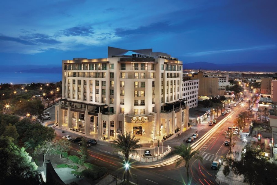 Hotel Double Tree Aqaba Hilton (fotografie 1)