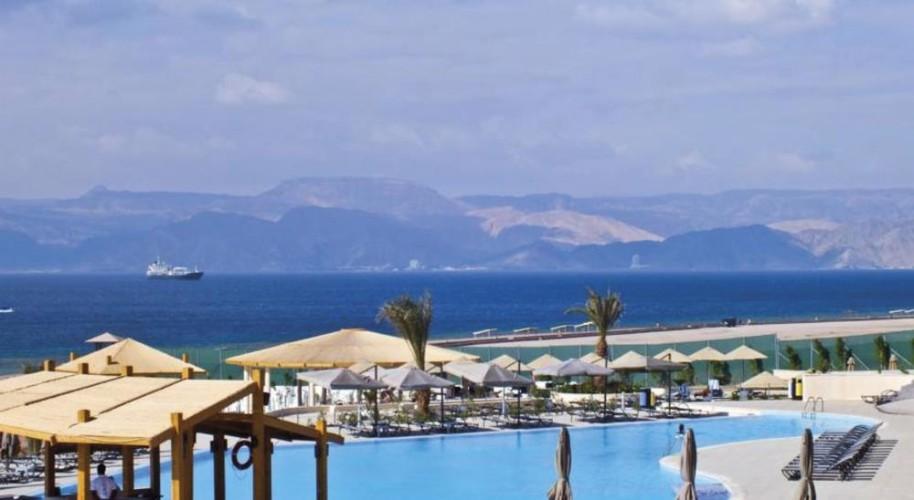 Hotel Double Tree Aqaba Hilton (fotografie 8)