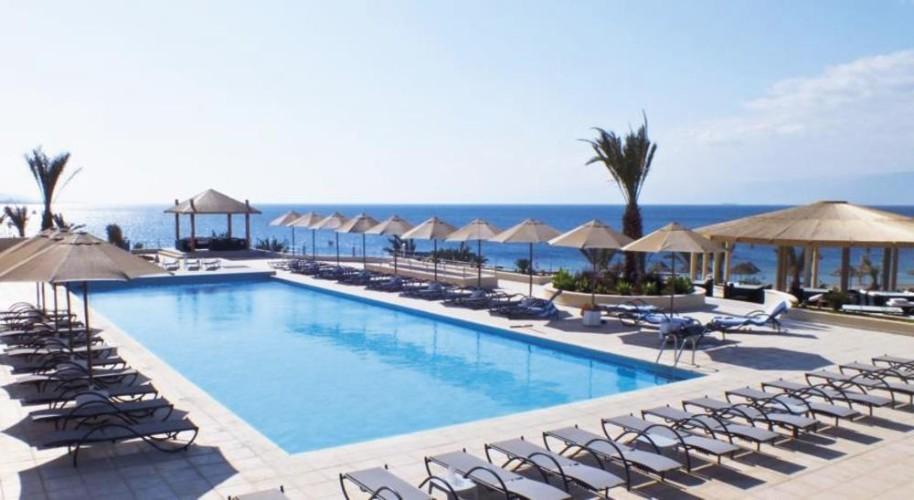 Hotel Double Tree Aqaba Hilton (fotografie 9)