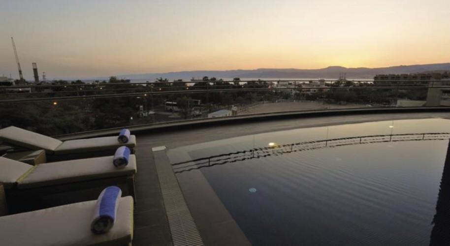 Hotel Double Tree Aqaba Hilton (fotografie 10)