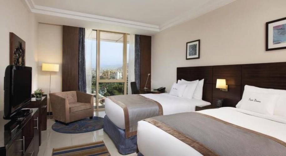 Hotel Double Tree Aqaba Hilton (fotografie 11)