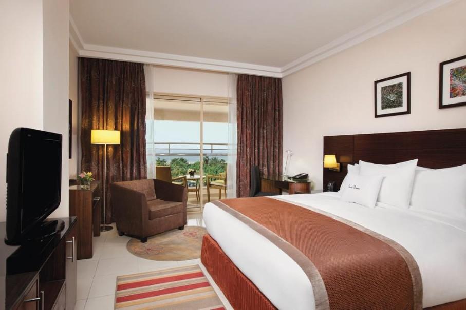 Hotel Double Tree Aqaba Hilton (fotografie 12)