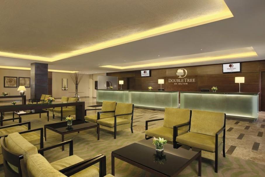 Hotel Double Tree Aqaba Hilton (fotografie 4)
