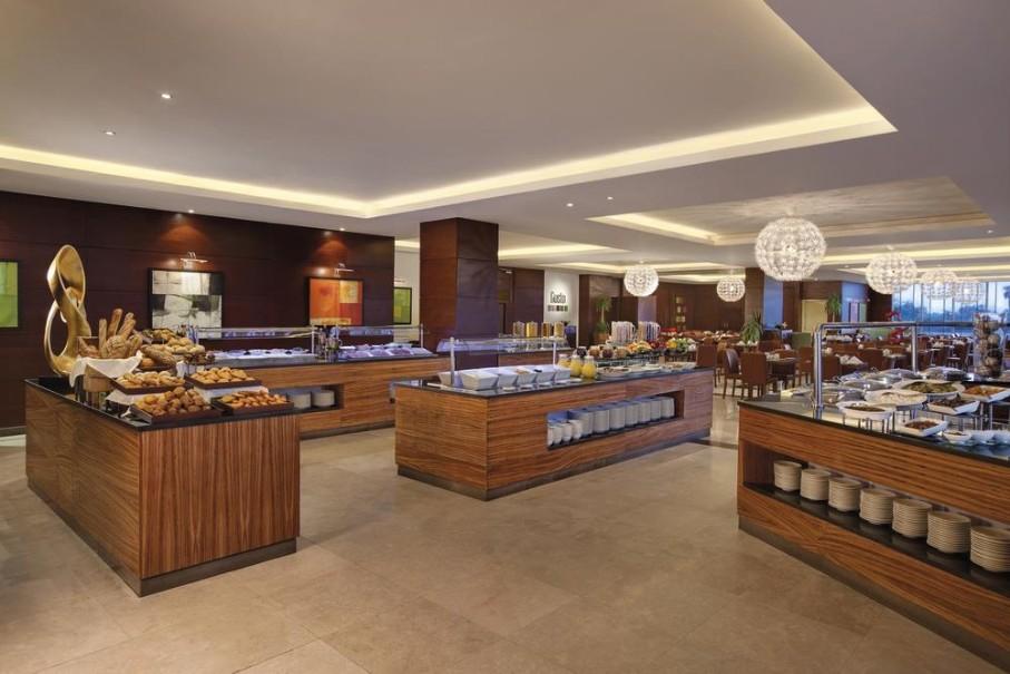 Hotel Double Tree Aqaba Hilton (fotografie 5)