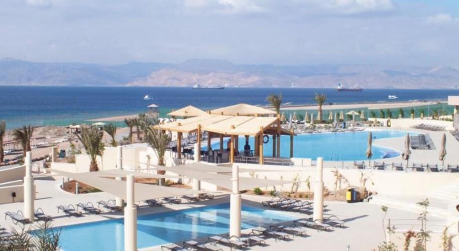 Hotel Double Tree Aqaba Hilton (fotografie 7)