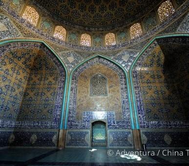 Za tajemstvím Persie