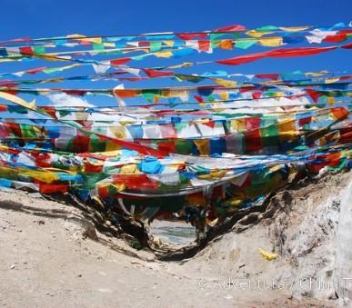 Tibetem do Nepálu
