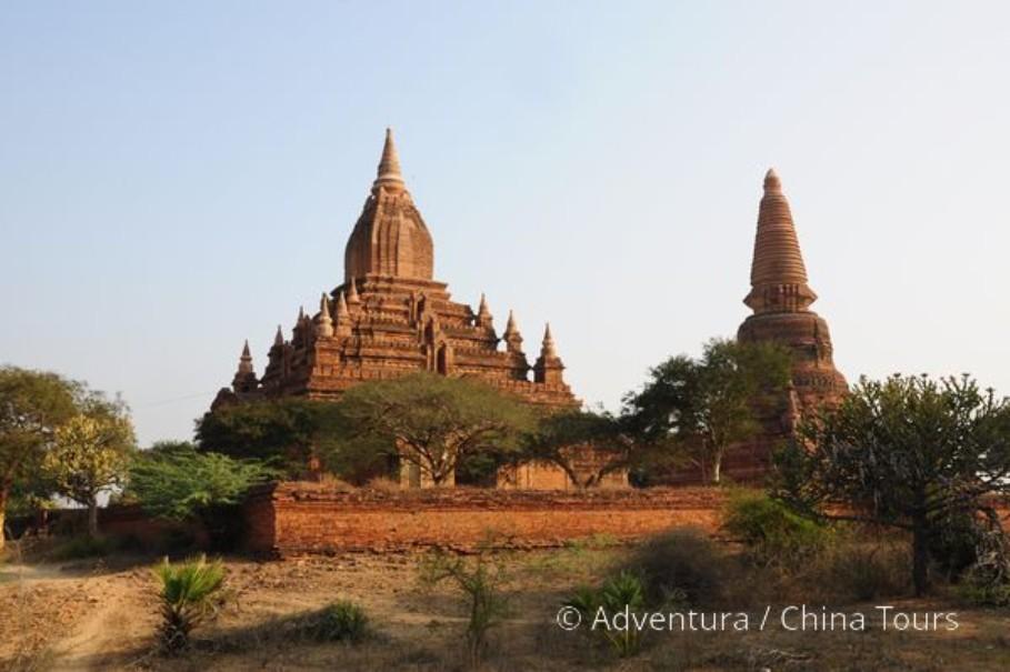 Myanmar – Velká cesta (fotografie 9)