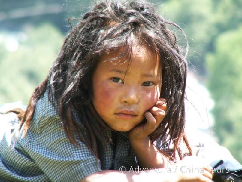 Nepál, Sikkim a Bhútán (fotografie 10)